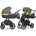 Wózek dziecięcy Expander Enduro - Yellow