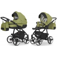 Wózek dziecięcy Riko Re-Flex - Olive