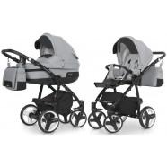 Wózek dziecięcy Riko Re-Flex - Grey Fox