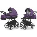 Wózek dziecięcy Riko Re-Flex - Plum