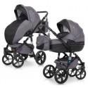 Wózek dziecięcy Riko Brano Natural - Carbon