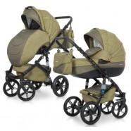 Wózek dziecięcy Riko Brano Natural - Olive