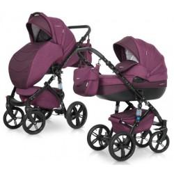 Wózek dziecięcy Riko Brano Natural - Purple