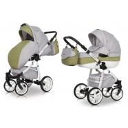 Wózek dziecięcy Riko Nano Ecco - Olive
