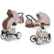 Wózek dziecięcy Riko Nano Ecco - Mocca