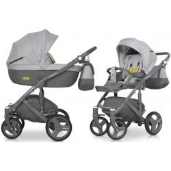 Wózek dziecięcy Riko Vario - Grey Fox