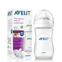 Butelka Avent Natural 260 ml SCF693/17