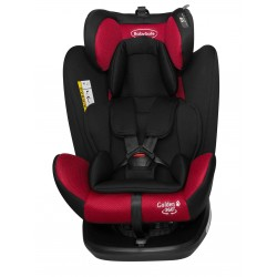 Fotelik Baby-Safe Golden 360 0-36 kg - Red