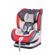 Fotelik Coletto Vento Isofix 0-25 kg - Red