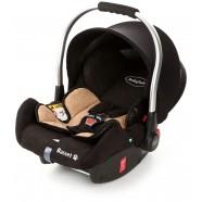 Fotelik Baby-Safe Basset Fix 0-13 kg z bazą Isofix - Beige