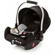 Fotelik Baby-Safe Basset Fix 0-13 kg z bazą Isofix - Grey
