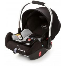 Fotelik Baby-Safe Basset 0-13 kg - Grey