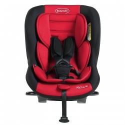 Fotelik Baby-Safe Akita 0-18 kg tylko tyłem do kierunku jazdy - Red