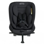 Fotelik Baby-Safe Akita 0-18 kg tylko tyłem do kierunku jazdy - Black