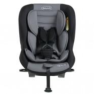 Fotelik Baby-Safe Akita 0-18 kg tylko tyłem do kierunku jazdy - Grey