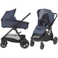 Wózek dziecięcy Maxi-Cosi Adorra z gondolą Oria - Nomad Blue