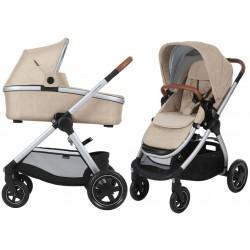 Wózek dziecięcy Maxi-Cosi Adorra z gondolą Oria - Nomad Sand