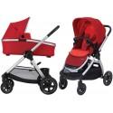 Wózek dziecięcy Maxi-Cosi Adorra z gondolą Oria - Vivid Red