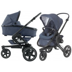 Wózek dziecięcy Maxi-Cosi Nova 3 z gondolą Oria - Nomad Blue