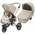 Wózek dziecięcy Maxi-Cosi Nova 3 z gondolą Oria - Nomad Sand
