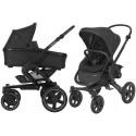Wózek dziecięcy Maxi-Cosi Nova 4 z gondolą Oria - Nomad Black