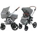 Wózek dziecięcy Maxi-Cosi Nova 4 z gondolą Oria - Nomad Grey