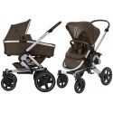 Wózek dziecięcy Maxi-Cosi Nova 4 z gondolą Oria - Nomad Brown