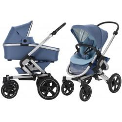 Wózek dziecięcy Maxi-Cosi Nova 4 z gondolą Oria - Frequency Blue