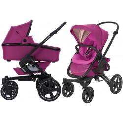 Wózek dziecięcy Maxi-Cosi Nova 4 z gondolą Oria - Frequency Pink