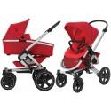 Wózek dziecięcy Maxi-Cosi Nova 4 z gondolą Oria - Vivid Red