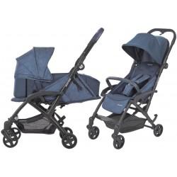 Wózek dziecięcy Maxi-Cosi Laika + gondola miękka - Nomad Blue