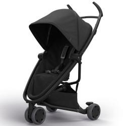 Wózek dziecięcy spacerowy Quinny Zapp Flex - Black on Black