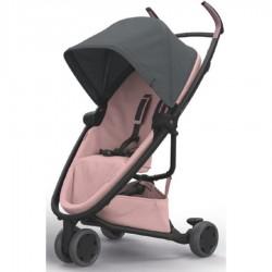 Wózek dziecięcy spacerowy Quinny Zapp Flex - Graphite on Blush