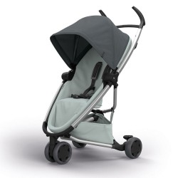 Wózek dziecięcy spacerowy Quinny Zapp Flex - Graphite on Grey