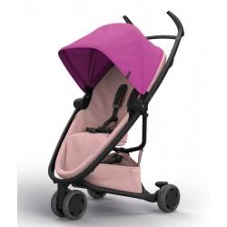 Wózek dziecięcy spacerowy Quinny Zapp Flex - Pink on Blush