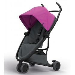 Wózek dziecięcy spacerowy Quinny Zapp Flex - Pink on Graphite