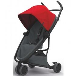Wózek dziecięcy spacerowy Quinny Zapp Flex - Red on Graphite