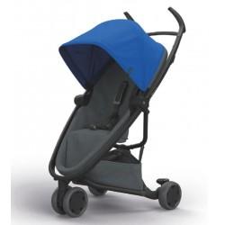 Wózek dziecięcy spacerowy Quinny Zapp Flex - Blue on Graphite
