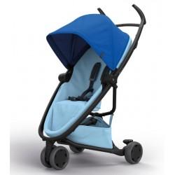 Wózek dziecięcy spacerowy Quinny Zapp Flex - Blue on Sky