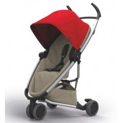 Wózek dziecięcy spacerowy Quinny Zapp Flex - Red on Sand