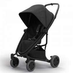 Wózek dziecięcy spacerowy Quinny Zapp Flex Plus - Black on Black