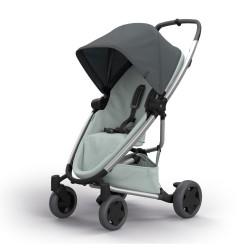 Wózek dziecięcy spacerowy Quinny Zapp Flex Plus - Graphite on Grey