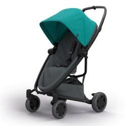 Wózek dziecięcy spacerowy Quinny Zapp Flex Plus - Green on Graphite