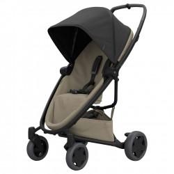 Wózek dziecięcy spacerowy Quinny Zapp Flex Plus - Black on Sand