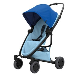 Wózek dziecięcy spacerowy Quinny Zapp Flex Plus - Blue on Sky