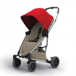 Wózek dziecięcy spacerowy Quinny Zapp Flex Plus - Red on Sand
