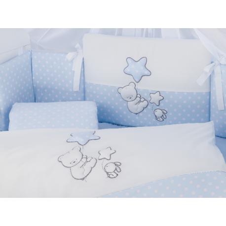 Pościel 3-el Tuttolina  Baloons niebieski