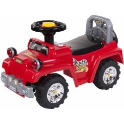 Jeździdło Sun Baby Jeep - czerwony