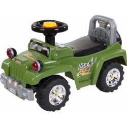 Jeździdło Sun Baby Jeep - zielony