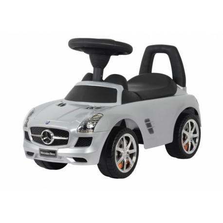 Jeździdło Mercedes - srebrny